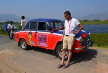 India's Cup -- India's Rally