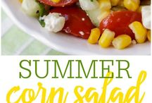 Summertime Recipes