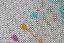 •• Cross stitch patterns ••