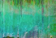 Green / by Eva Quevedo Ruiz (Aveziur)