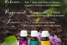 Heath and oils / Oils for good health in a natural manner