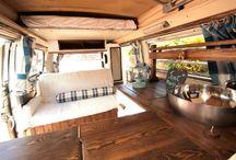 Réaménagement de camping-car