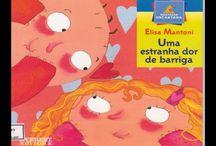 Livros infantis - Alimentação