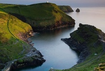 Beautiful Cornwall / The beautiful landscapes we are so lucky to be surrounded by