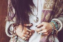 Boho, bohemian hippie clothes