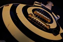 Rock Star Guitars / Learn more about the stories behind the strings. / by Yahoo Music