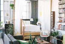 Lights in bedroom