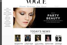 News and magazine style websites