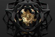 3D: Abstract | Materials
