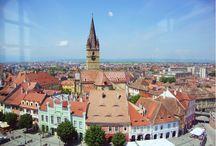 I traveled to: Sibiu