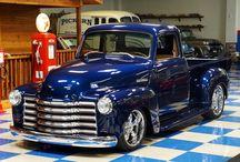 Camionetas Vintage
