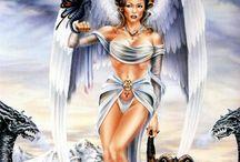 Fantasy art / Fantasy art images, ideas and illustrations
