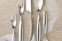 Silverware + Dinnerware