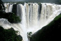 Falls of India / All amazing water falls of India