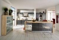 Küche Anthrazit