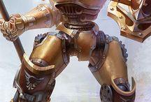 паровые роботы