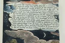 William Blake / Art from books on William Blake