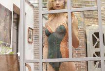 LA NOUVELLE HIVER 2016-2017 - LA FLEUR SANS NOM - / collection lingerie  LA NOUVELLE LA FLEUR SANS NOM