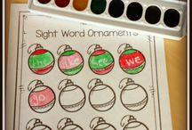School sight words