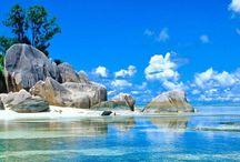 Afr.: Cape Verde, Seychelles, Mauritus, Sao Tome, Comoros / Africa Island Countries