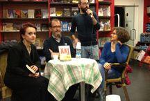 Books public reading&review / Presentazioni ed eventi  / by Simona Scravaglieri