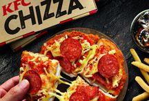 Idées originales de pizzas / Personne ne résiste devant une bonne pizza. Faites preuve d'imagination avec nos recettes originales !