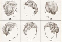 hair styles from the past