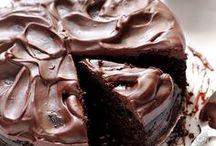 Torte al cioccolato/cacao