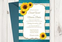 Wedding stationary / Wedding stationery perfect for every season or themed nuptuals.
