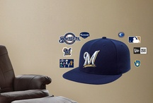 Milwaukee Brewers / Let's Play Ball / by HP