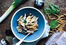 Opskrifter fra Nemlig.com / Food recipes in danish