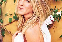 "Jennifer Aniston "" Actrice "" / Actrice, productrice et réalisatrice américaine."