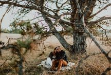 ENGAGEMENT / Engagement photos taken in the Midwest by The Eye & Hand Project