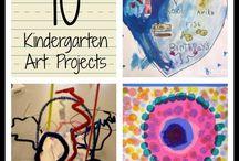 Teaching Art- lesson ideas / by Helen Cryer