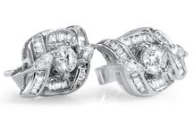 Diamond Earrings / We offer a wide selection of haute jewellery pieces both online and in our Showroom in Sydney.