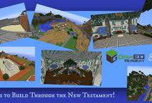 Homeschooling - Minecraft