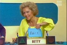 Bad-ass Betty White! <3 / Betty freakin' White!  / by Tiffany