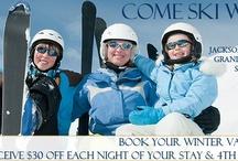 Ski specials / by Moose Creek Ranch