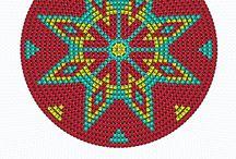 Mochilla crochet