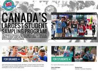 Campus Survival Pack Relaunch / Canada's Largest Student Sampling Program! The Toronto Star B2S Campus Survival Pack is an annual student sampling program that connects big brands with students across Canada.