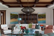 Tropical Elegance II - HDG / This is one of our Hawaiian projects. It was a full build on the north coast of the Big Island.
