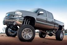 Chevrolet Trucks  3100, C/10-K/10 Scott's Dale, Silverado / Pickup Trucks / by Austin Adams