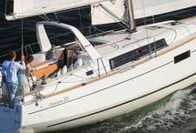 Beneteau Oceanis 35 / Photo Credit : Ile d'Yeu, © GILLES MARTIN-RAGET  Singular and Plural. And now available times 35'. In 2014, the Oceanis 38 won prizes as prestigious as the title of European Yacht of the Year 2014, the NMMA Innovation Award and SAIL's Best Boat title. These awards reflect the maturity of the concept behind the upgradeable little cruiser that was first launched by Bénéteau a few months ago.  Three drafts to choose from: Centerboard of 3'9 to 7'7, shoal of 4'9 or deep of 6'1