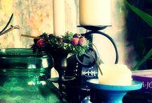 My studio - art at home / Home sweet home:)