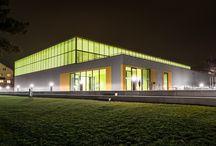 Sports centre idea