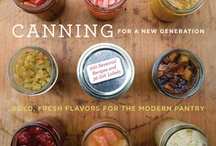 Canning / by Melissa Anne Davis