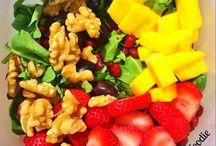 Fun Salads! / Fun, easy, delicious creative Salads!
