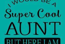 auntie stuff