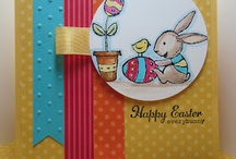 Stampin Up Creations / by Angie Parrish