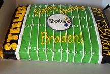 Steelers / by Susan